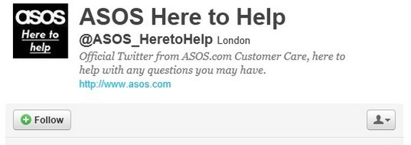 Perfect Troubleshooting Email From Asos Gibe Digital A Bristol Agency