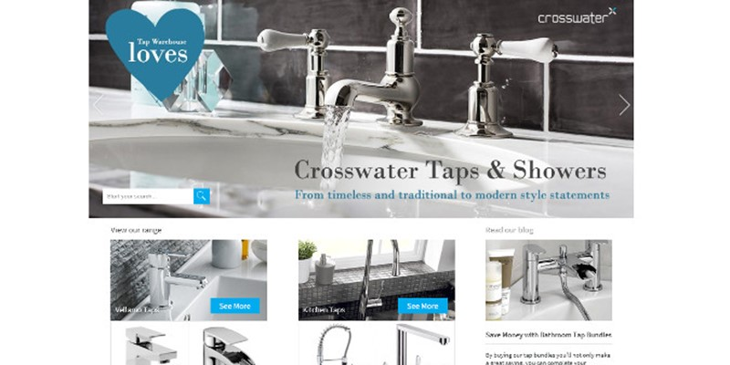 Tapping Potential: A New website For Tap Warehouse