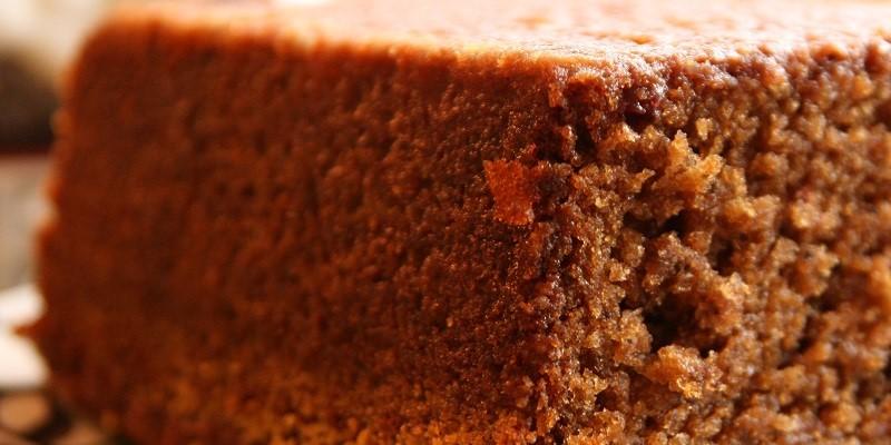 Bake! Parkin cake