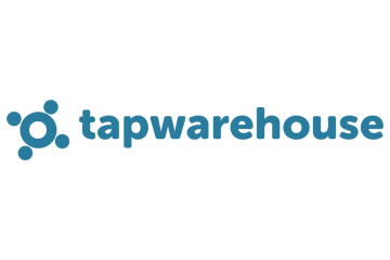 Tap Warehouse logo