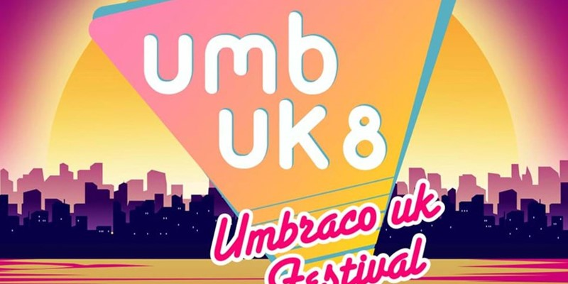 2017 Umbraco UK Festival